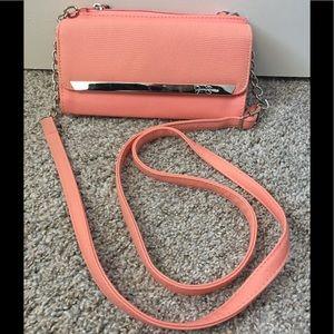 Jessica Simpson pink crossbody
